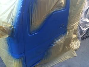 トラック板金修理2
